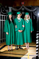 Houston Secondary 2011 Cap and Gown Pics
