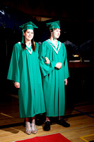 Houston Secondary 2010 Cap and Gown Pics